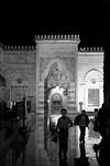 Alep - La Grande Mosqu�e des Omeyyades